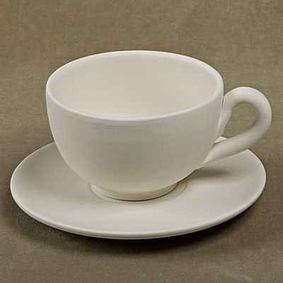 Capp Cup and Saucer