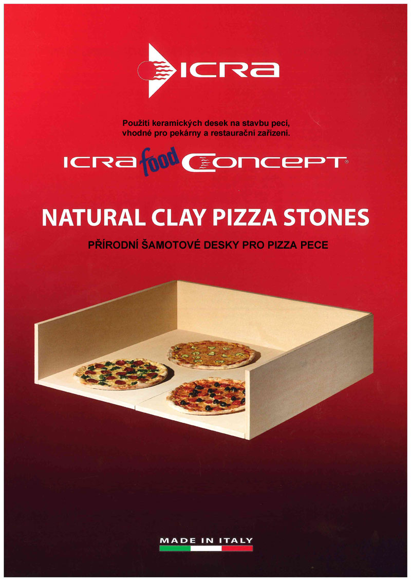 Desky do pizza pecí